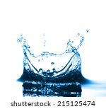 water | Shutterstock . vector #215125474