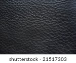 black leather close up... | Shutterstock . vector #21517303