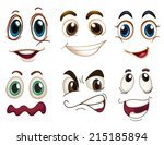 illustration of the different...   Shutterstock .eps vector #215185894