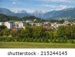 Kamnik City  Slovenia