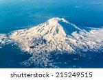 Full Aerial View Of Mount Adam...