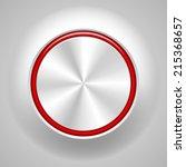 metal button   Shutterstock .eps vector #215368657