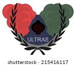 laurel wreath  ultras  football ...