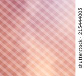abstract pink striped checkered ... | Shutterstock . vector #215444005
