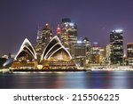 Australia sydney city cbd close ...