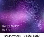 Vector Illustration   Deep Sky...