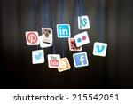 belchatow  poland   august 31 ... | Shutterstock . vector #215542051
