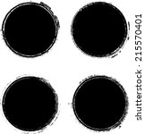 grunge rubber stamp  | Shutterstock .eps vector #215570401