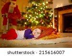 Adorable Little Girl Sleeping...