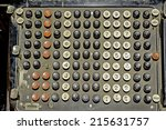 Ten Key Adding Machine From A...