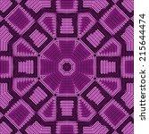 plaid seamless pattern  | Shutterstock . vector #215644474