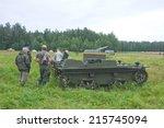 chernogolovka  moscow region ... | Shutterstock . vector #215745094