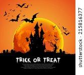 Happy Halloween Card Template ...