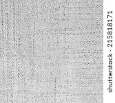 light gray textile texture as... | Shutterstock . vector #215818171