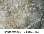 polished grey new concrete... | Shutterstock . vector #215828461