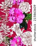 azaléia,floração,combinação,capa,criativa,carmesim,imagem,linha,pétala,frutos da roseira brava,estilização,envolvimento