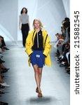 new york  ny   september 06  a... | Shutterstock . vector #215882545