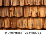 Wooden Shingled Roof