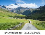 Ville Des Glaciers  France  ...