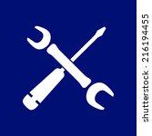 repair icon. service  simbol....