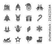 Christmas Element Icons