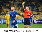 kiev  ukraine   sep 8 juraj... | Shutterstock . vector #216291829