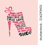 Fashion Woman Shoe Made From...