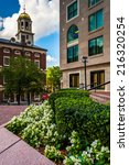 Garden And Faneuil Hall In...