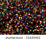 A colored light abstract Blur background. - stock photo