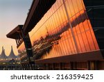 Convention Center Sunrise