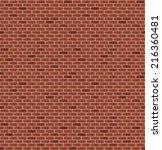 seamless brick wall. vector...