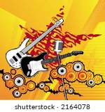 music evening party | Shutterstock .eps vector #2164078