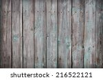 Wooden Palisade Background....