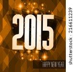 original 2015 happy new year...
