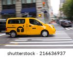 new york city  usa    31st...   Shutterstock . vector #216636937
