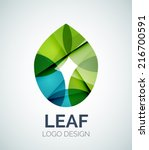 leaf logo  concept  branding...