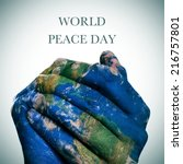 The Sentence World Peace Day ...