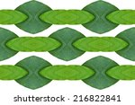idea form leaf. pattern for... | Shutterstock . vector #216822841