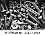 Old Nut And Bolts For...