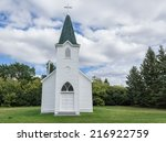 Quaint Little Country Church...