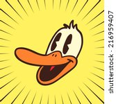 vintage toons  retro cartoon... | Shutterstock .eps vector #216959407