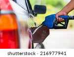 put in gasoline | Shutterstock . vector #216977941