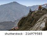 leh  india   august 8  2014  ... | Shutterstock . vector #216979585