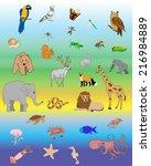 biosphere | Shutterstock . vector #216984889