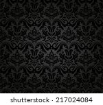 Oriental Vector Pattern With...