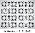 basic 80 spot icon | Shutterstock .eps vector #217112671