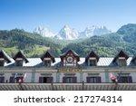 Chamonix  France   September 02 ...