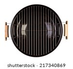 Barbecue Grill Isolated On...