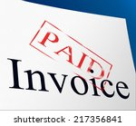 Invoice Payments Meaning Payin...