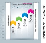 business infographic element...   Shutterstock .eps vector #217357801